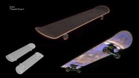 """Skate """"Towelie"""" Board"""